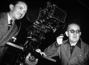 """Stagecoach""Bert Glennon and Director John Ford1939 UAMPTV / © 1978 Ned Scott Archive - Image 6015_0148"