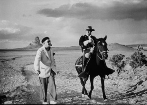 """""""Stagecoach""""John Ford and Tim Holt1939/UAMPTV/ © 1978 Ned Scott Archive - Image 6015_0153"""