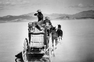 """Stagecoach""John Wayne1939 United Artists © 1978 Ned Scott Archive - Image 6015_0178"