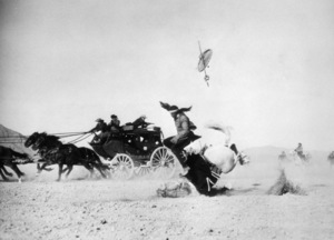 """""""Stagecoach""""1939 United Artists © 1978 Ned Scott Archive - Image 6015_0183"""