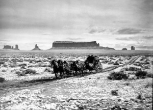"""""""Stagecoach""""1939/UAMPTV/ © 1978 Ned Scott Archive - Image 6015_0204"""