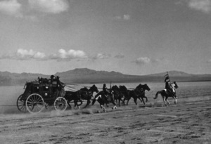 """""""Stagecoach""""1939© 1978 Ned Scott Archive - Image 6015_0207"""