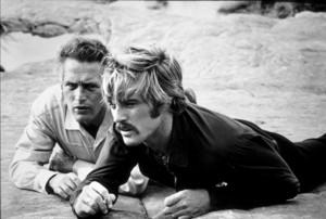 """Butch Cassidy and The Sundance Kid,""Paul Newman & Robert Redford. © 1969 20th Century Fox - Image 6016_0003"