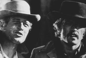 """Butch Cassidy and The Sundance Kid,""Paul Newman & Robert Redford. © 1969 20th Century Fox - Image 6016_0006"