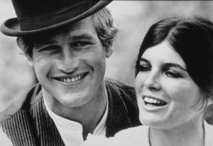 """Butch Cassidy and the Sundance Kid""Paul Newman, Katherine Ross© 1969 20th Century Fox - Image 6016_0017"