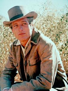 """Butch Cassidy and The Sundance Kid,""Paul Newman. © 1969 20th Century Fox - Image 6016_0021"