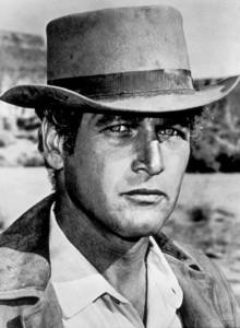 """Butch Cassidy and The Sundance Kid,""Paul Newman. © 1969 20th Century Fox - Image 6016_0025"