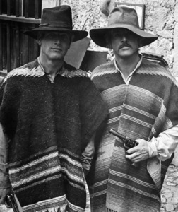 """Butch Cassidy and the Sundance Kid""Paul Newman, Robert Redford1969 20th Century Fox** G.L.C. - Image 6016_0034"