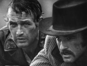 """Butch Cassidy and the Sundance Kid""Paul Newman, Robert Redford1969 20th Century Fox** I.V. - Image 6016_0035"