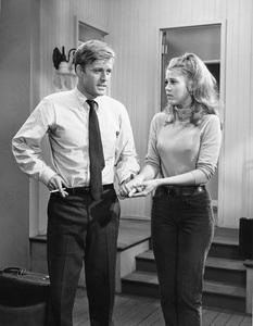 """Barefoot in the Park""Robert Redford, Jane Fonda1968 Paramount** I.V. - Image 6017_0006"