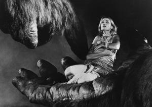 """""""King Kong""""Jessica Lange1976 Paramount - Image 6027_0009"""