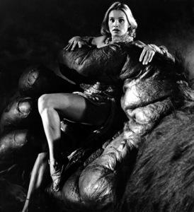 """""""King Kong""""Jessica Lange1976 Paramount - Image 6027_0010"""