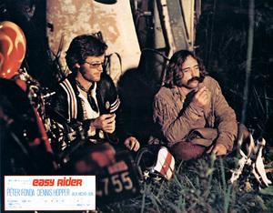 """Easy Rider""Peter Fonda, Dennis Hopper1969 Columbia Pictures - Image 6028_0010"
