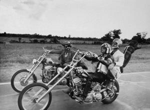 """Easy Rider""Dennis Hopper, Peter Fonda, Jack Nicholson1969 Columbia - Image 6028_0023"