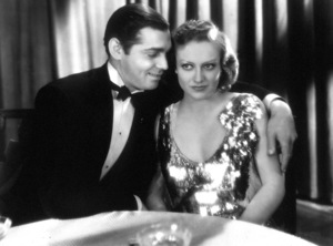 """Dance, Fools, Dance,""Clark Gable and Joan Crawford.1931 MGM - Image 6029_0002"