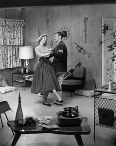 Dancing1956 © 1978 Sid Avery - Image 6048_0457