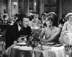 "Kirk Douglas and Cyd Charisse in ""Two Weeks in Another Town""1962** B.L. - Image 6055_0004"
