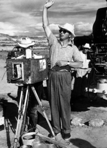 """Billy Wilder directing""""The Big Carnival,"""" 1951 - Image 6057_0003"""
