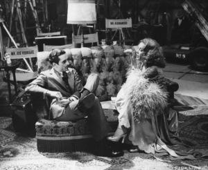 """The Last Tycoon""Robert De Niro, Jeanne Moreau1976** I.V. - Image 6058_0006"