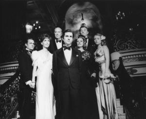 """The Last Tycoon""Tony Curtis, Leslie Allen, Ray Milland, Robert De Niro, Jeanne Moreau, Robert Mitchum, Theresa Russell1976** I.V. - Image 6058_0007"