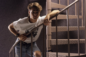 """Beverly Hills, 90210""Jason Priestley1990© 1990 Mario Casilli - Image 6064_0122"