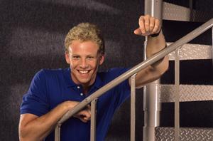 """""""Beverly Hills, 90210""""Ian Ziering1990 © 1990 Mario Casilli - Image 6064_0138"""