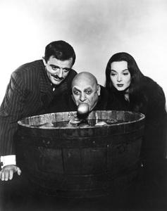 """The Addams Family""John Astin, Jackie Coogan, Carolyn Jones1966 - Image 6068_0001"
