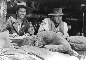 """""""The Good, the Bad and the Ugly""""Eli Wallach, Clint Eastwood1966 United Artists - Image 6077_0001"""