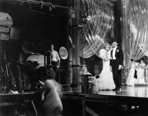 """""""The Dancing Lady""""Fred Astaire and Joan CrawfordMGM, 1933**I.V. - Image 6094_0014"""