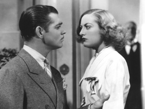 """""""Forsaking All Others,""""Clark Gable and Joan Crawford.1933 MGM - Image 6100_0001"""