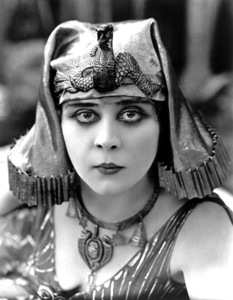 """Cleopatra""Theda Bara1917 Fox Film Corporation** I.V. - Image 6101_0007"