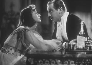"""Ninotchka""Greta Garbo, Melvyn Douglas1939 MGM - Image 6103_0003"