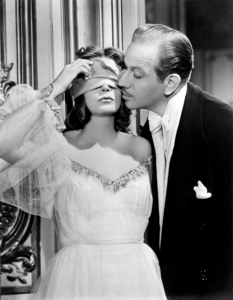 "Greta Garbo and Melvyn Douglas in ""Ninotchka""1939 MGM** I.V. / J.J. - Image 6103_0018"
