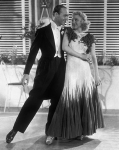 """""""The Gay Divorcee""""Fred Astaire, Ginger Rogers1934 RKO Radio Pictures Inc. - Image 6122_0001"""