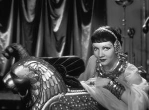 """Cleopatra""Claudette Colbert1934 Paramount - Image 6126_0005"