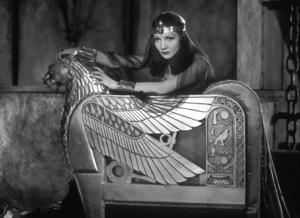 """Cleopatra""Claudette Colbert1934 Paramount - Image 6126_0006"