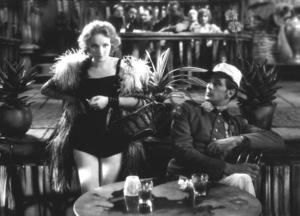 """Morocco""Marlene Dietrich and Gary Cooper1930/Paramount - Image 6128_0001"