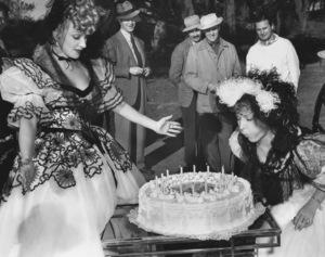 """Flame Of New Orleans""Marlene Dietrich, Sally Wood, Rene Clair, Phil Karlstein, Burnett GuffeyUniversal, 1941** I.V. - Image 6134_0006"