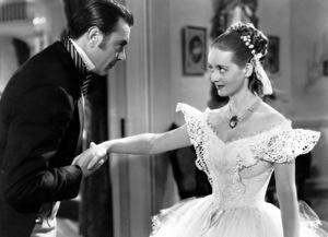 """""""Jezebel""""George Brent and Bette Davis1938 Warner**I.V. - Image 6146_0012"""