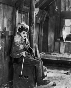 """Gold Rush""Charlie Chaplin 1925**I.V.**I.V. - Image 6150_0002"