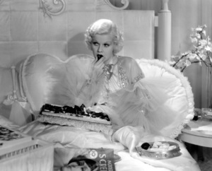 """""""Dinner at Eight""""Jean Harlow1933 MGM**I.V. - Image 6154_0010"""