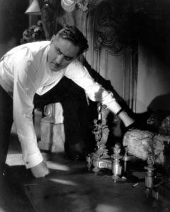"""""""Dinner at Eight""""Lionel Barrymore1933 MGM**I.V. - Image 6154_0011"""