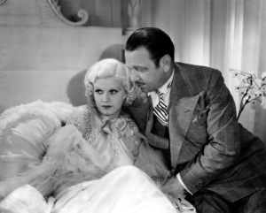 """Dinner at Eight""Wallace Beery, Jean Harlow1933 MGM** I.V. - Image 6154_0012"