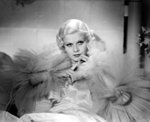 """""""Dinner at Eight""""Jean Harlow1933 MGM**I.V. - Image 6154_0014"""