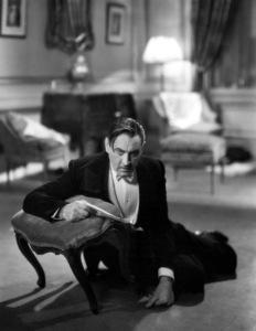 """Dinner at Eight""John Barrymore1933 MGM**I.V. - Image 6154_0015"