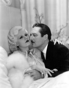 """Dinner at Eight""Jean Harlow, Edmund Lowe1933 MGM**I.V. - Image 6154_0016"