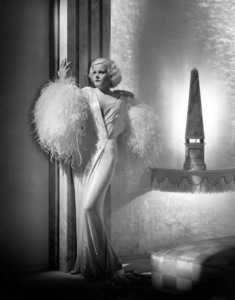 """Dinner at Eight""Jean Harlow1933 MGM**I.V. - Image 6154_0019"