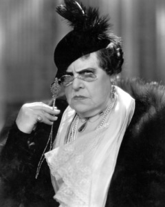 """Dinner at Eight""Marie Dressler1933 MGM**I.V. - Image 6154_0020"