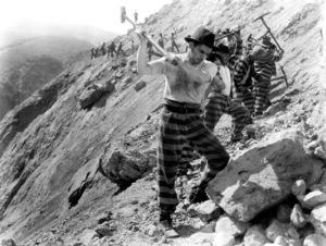 """I am a Fugitive From a Chain Gang"" Paul Muni1932 Warner Bros. **I.V. - Image 6159_0003"