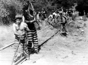 """I am a Fugitive From a Chain Gang"" Paul Muni1932 Warner Bros. **I.V. - Image 6159_0004"